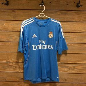 Adidas Real Madrid Away Jersey